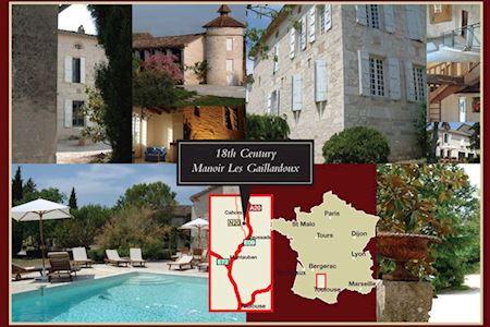 5-Star Manoir Les Gaillardoux