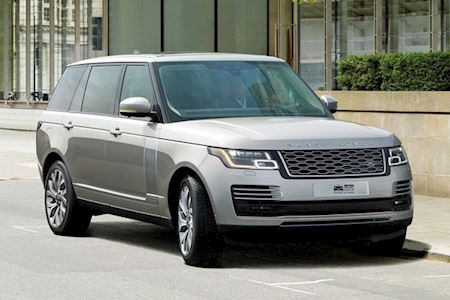 Land Rover Range Rover SUV Lease Deal