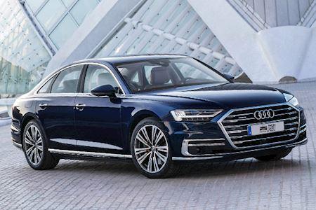 Audi A8 50 Saloon quattro 3.0 Lease Deal