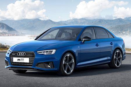 Audi A4 Saloon 35 Tfsi Sport 4dr