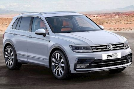 Volkswagen Tiguan Estate 1.5