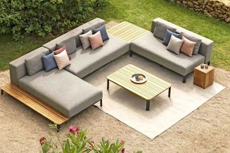 Posh Garden Furniture