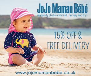 JoJo Maman Bébé April MB