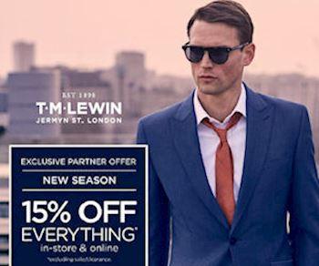 TM Lewin Nov - June RCSENG