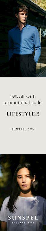 Sunspel SS Offer