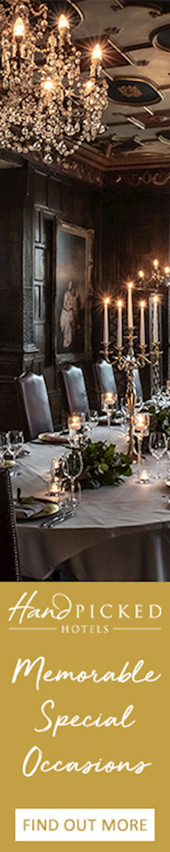 Handpicked Hotels Special Occasions SS
