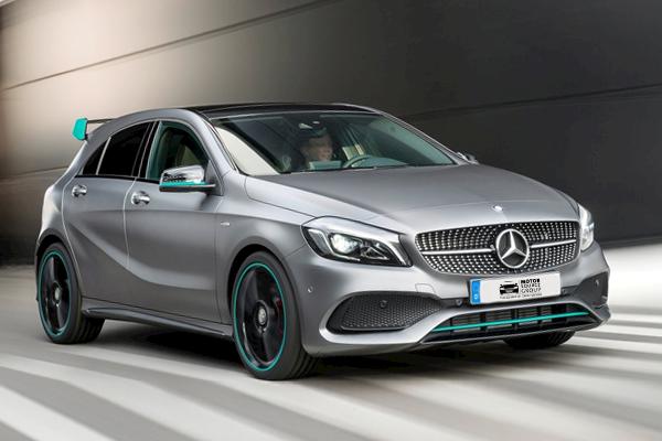 MSG Mercedes Benz