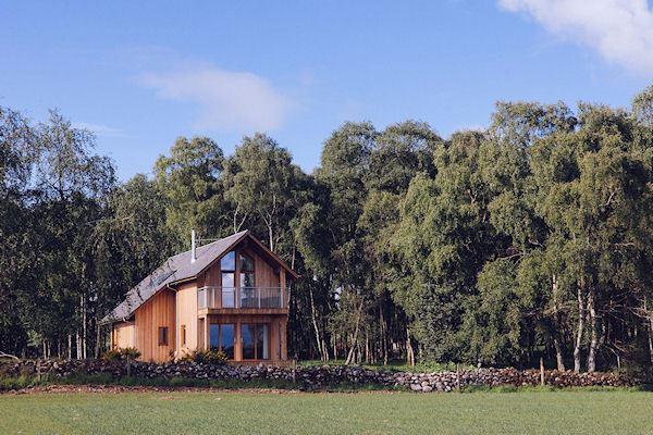 Lodges at the Mains