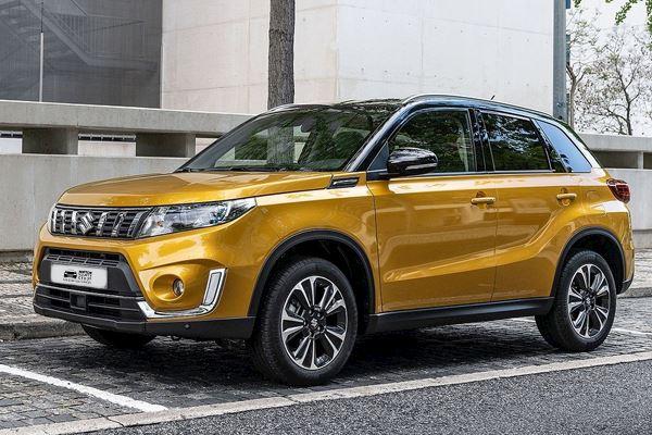 MSG Suzuki Vitara