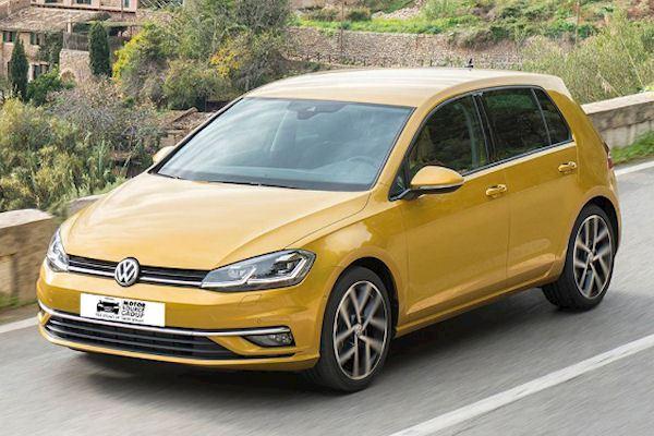 VW Golf Hatchback