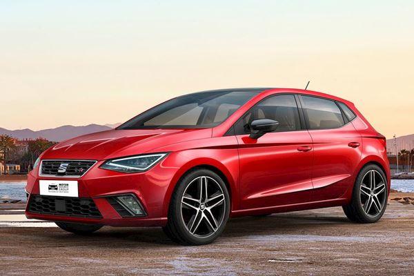 Seat Ibiza Hatchback 1.0 SE