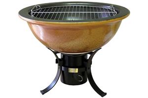 Earthfire Ceramic Firepit