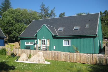 Alba Highland Cottages