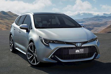MSG Toyota Corolla