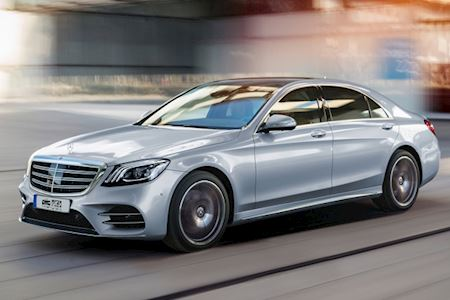 Mercedes-Benz S Class S450L Lease Deal