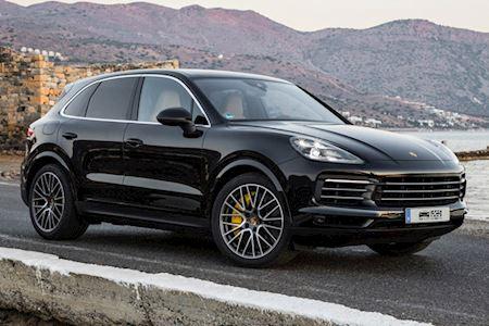 Porsche Cayenne SUV 4wd Lease Deal