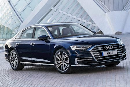 Audi A8 50 Saloon quattro 3.0 Lease Deal